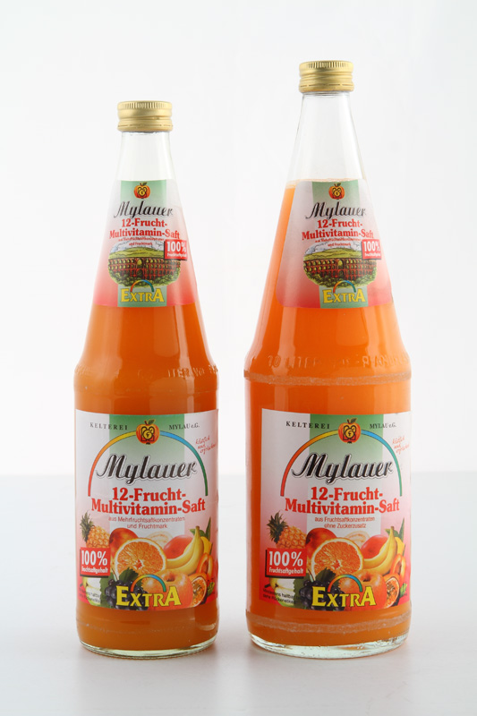 Mylauer 12-Frucht-Multivitaminsaft
